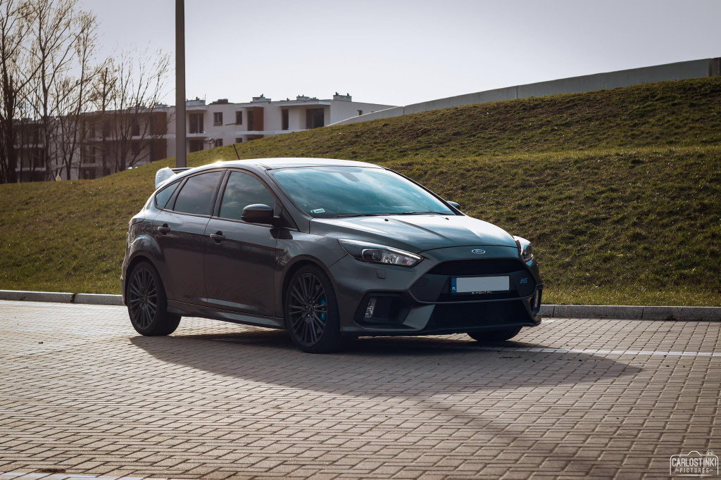 Wynajem Ford Focus RS