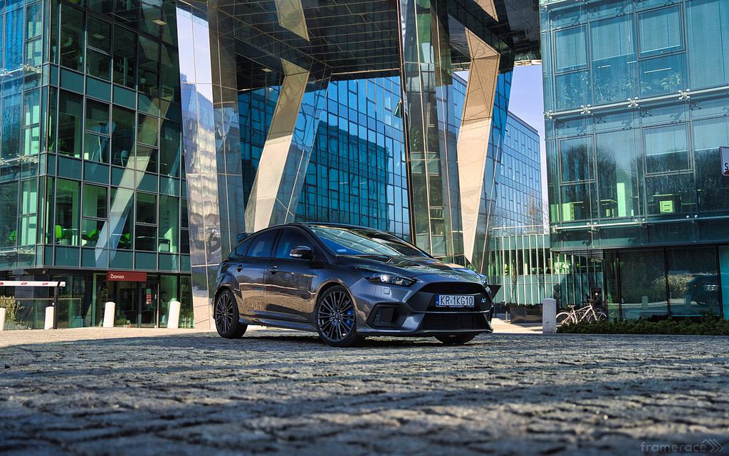 Wynajem Ford Focus RS